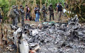 FGR y AFAC investigan robo de avioneta en Cuernavaca