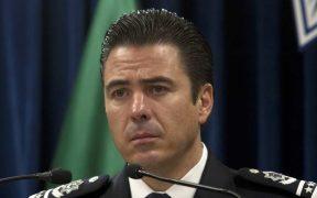 Juez ordena aprehensión de Cárdenas Palomino, mano derecha de García Luna, por tortura