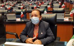 Senadora Lucía Trasviña Waldenrath