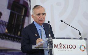Cámaras empresariales lamentan salida de Alfonso Roo