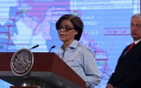 Directora de Conagua, Blanca Jiménez
