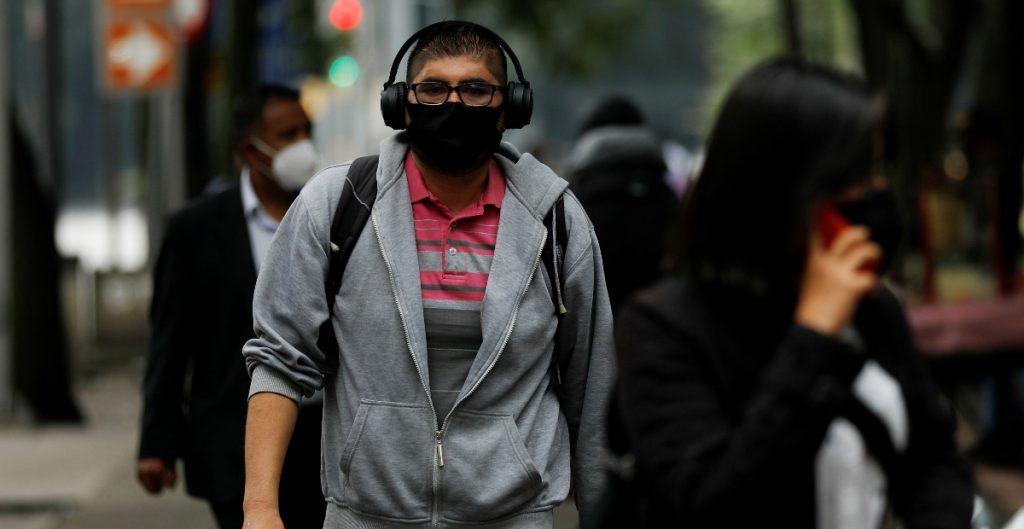 La Ciudad de México continúa en semáforo naranja