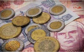 El peso reporta ganancia semanal de 3.24%, cierra en 21.82 unidades por dólar