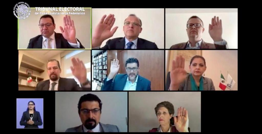 El TEPJF avala que la dirigencia de Morena se defina con dos encuestas