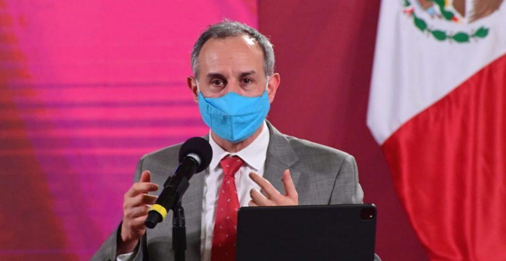 López-Gatell pide no apresurar el regreso a clases en Campeche