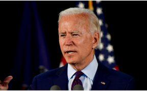 Joe Biden, candidato demócrata a la presidencia de EU.