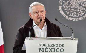 """Economía de México va saliendo del """"hoyo"""" derivado de la pandemia: AMLO"""