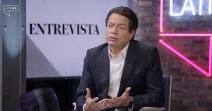 """""""La oposición está en la lona y no tiene propuesta"""": Mario Delgado"""