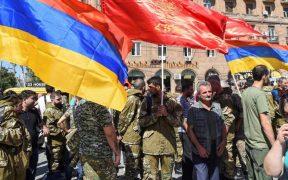 Armenia y Azerbaiyán siguen con conflicto en la frontera.