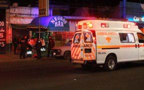 Ataque en bar de Guanajuato deja 11 muertos.