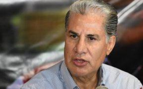 Alejandro Rojas se baja de la contienda de Morena
