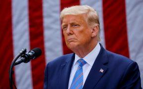 """Trump dice que ha pagado """"millones"""" en impuestos"""