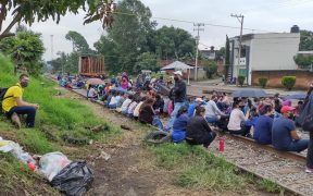 CNTE y normalistas no cesan manifestaciones en Michoacán
