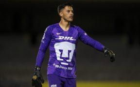Alfredo Talavera no podrá reaparecer con los Pumas ante el América. (Foto: Mexsport)
