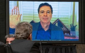 Exdirector del FBI comparece por investigación sobre Rusia