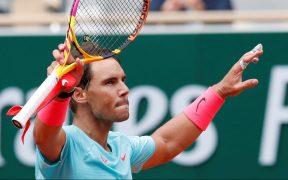 Rafa Nadal avanzó sin problemas a tercera ronda en París. (Foto: Reuters)