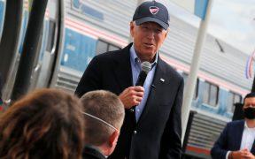 """Trump """"se retirará"""" si pierde las elecciones, asegura Biden"""
