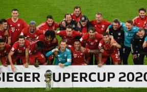 El Bayern Munich se impuso al Borussia Dortmund y ganó la Supercopa alemana. (Foto: Reuters)