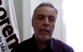 Ramirez Cuella pide a INE fiscalizar gastos de campaña en Morena