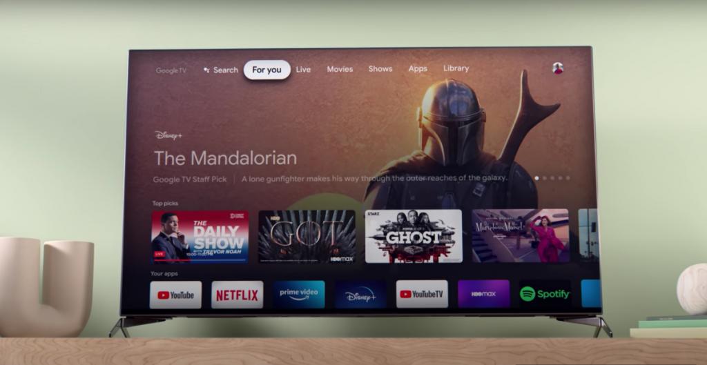 Google presenta nuevo Chromecast con control remoto y GoogleTV