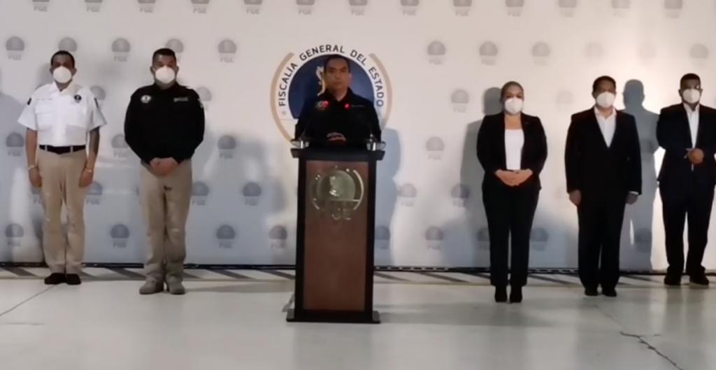 Diego Urik fue capturado en Jalisco: Fiscalía