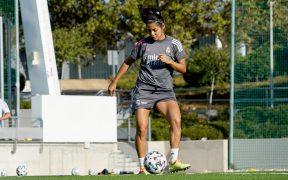 La mexicana Kenti Robles es uno de los fichajes estrella del Real Madrid femenil. (Foto: Real Madrid)
