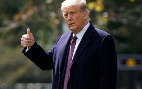La Casa Blanca reconoce que el estado de salud de Trump era peor de lo revelado