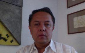 Pablo Amílcar Sandoval renuncia a gobierno para buscar gubernatura en Guerrero.