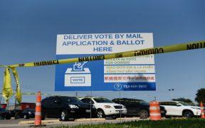La Carrera Electoral: La polémica orden del gobernador de Texas sobre las boletas