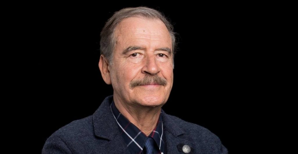 "El expresidente Vicente Fox será parte de la serie ""Backdoor"""