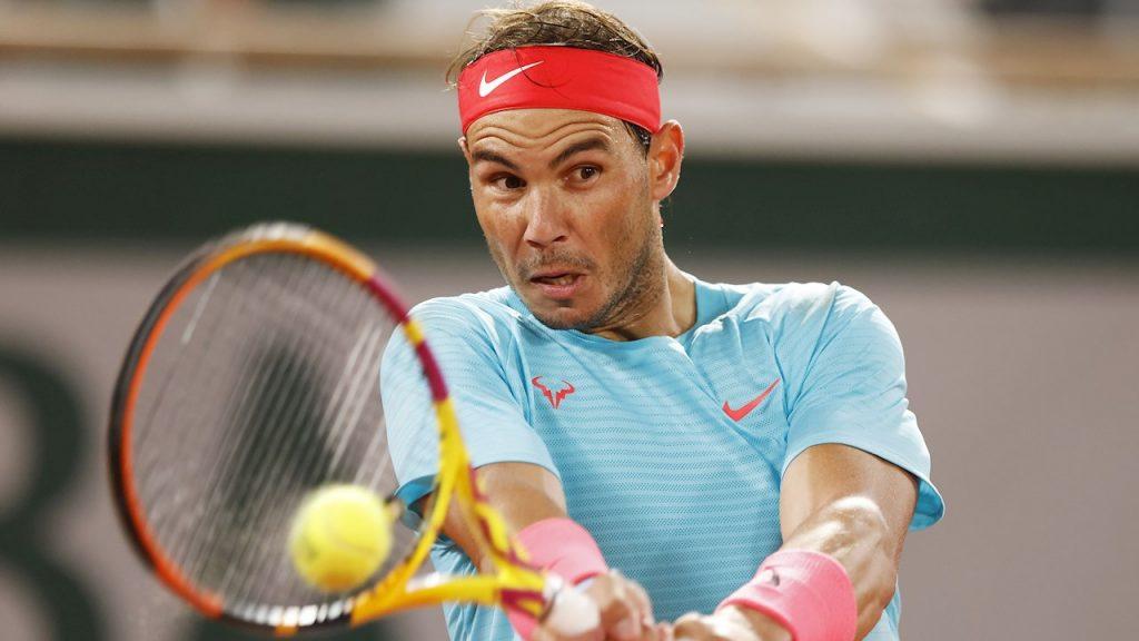 Rafa Nadal se impuso en tres sets a Travaglia y enfrentará a Korda por el pase a cuartos en Roland Garros. (Foto: EFE)
