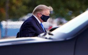 La Carrera Electoral: El traslado de Trump al hospital pone en duda la contienda