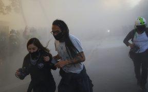 Gobierno de CDMX reporta 6 lesionados durante marcha por el 2 de octubre