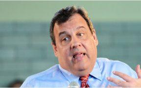 Chris Christie, exgobernador de Nueva Jersey