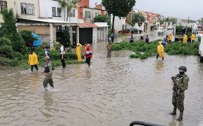 Activan Plan Marina en Quintana Roo por la tormenta tropical 'Gamma'