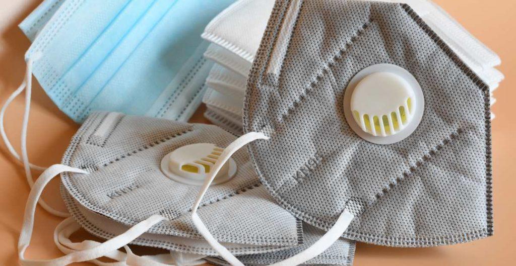 Son útiles los cubrebocas con válvula? Esto dice la Secretaría de Salud