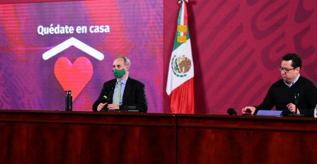 Con una valla y monitoreo: López-Gatell detalla la estrategia de AMLO para no contraer Covid