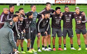 La Selección Mexicana terminó de preparar su partido del miércoles ante Holanda en Ámsterdam. (Foto: @MiSeleccionMX)