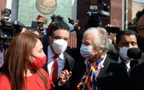 Posponen la comparecencia de Sánchez Cordero en la Cámara de Diputados