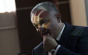 Retoman audiencia de Genaro García Luna en EU