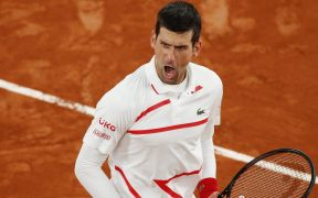 Djokovic venció en cuatro sets al español Pablo Carreño para avanzar a semifinales de Roland Garros. (Foto: Reuters)