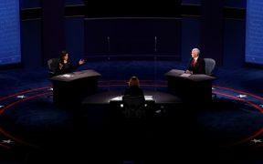 Conoce los momentos clave del debate entre Kamala Harris y Mike Pence