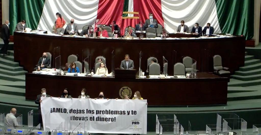 Diputados, extinción 109 fondos y fideicomisos