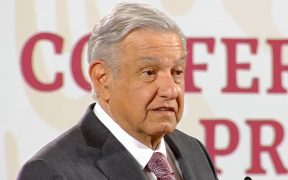 No hagamos conjeturas sobre relación de Calderón y García Luna, dice AMLO tras audiencia en EU