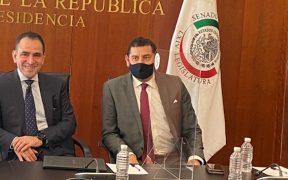 El senador morenista, Alejandro Armenta, da positivo a Covid-19