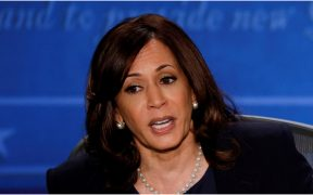 Kamala Harris, candidata demócrata a la vicepresidencia de EU