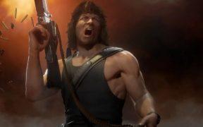 Rambo, el emblemático personaje de Sylvester Stallone, será parte de Mortal Kombat 11