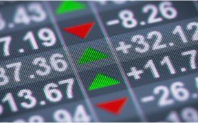 BMV hila quinta jornada con ganancias; dólar cae a 21.39 pesos