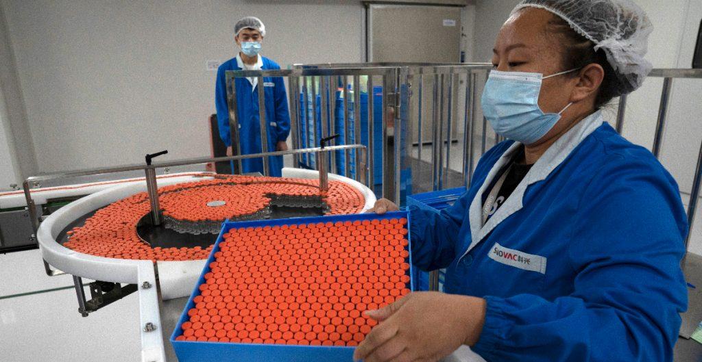 China se une a la alianza COVAX de vacunas contra Covid-19