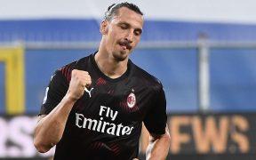 Ibrahimovic podrá reincoporarse con el Milan tras superar el coronavirus. (Foto: EFE)